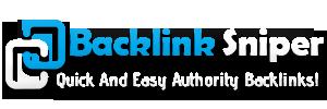 Backlink Sniper
